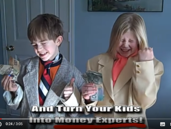 Turn Your Kids Into Money Experts!