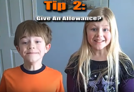 Allowance Secrets: To Give or Not to Give?