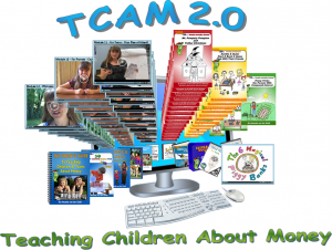 Teaching Children About Money - Desktop computer
