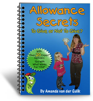 Allowance Secrets Parent Guide