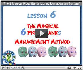 6 Magic Piggy Banks System Lesson